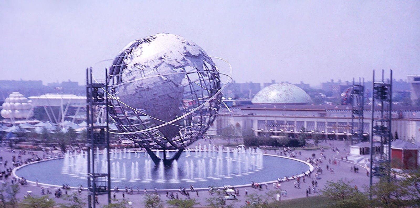 Recuerdos: FERIA MUNDIAL DE NUEVA YORK     1964-1965